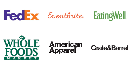 WORDMARK   Text-only logo styles are an excellent choice for smaller companies who are just getting their feet off the ground.