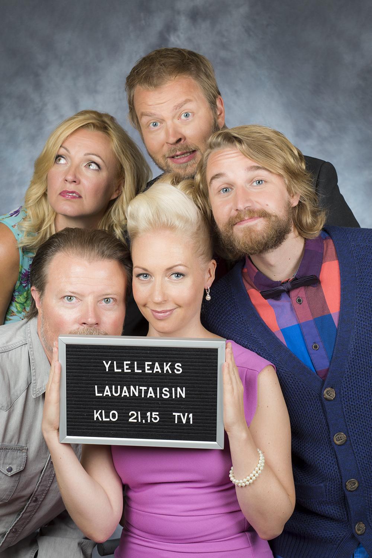 YleLeaks  Yle TV1 2013  Vastaava käsikirjoittaja  Tuotanto: Yellow Film & TV