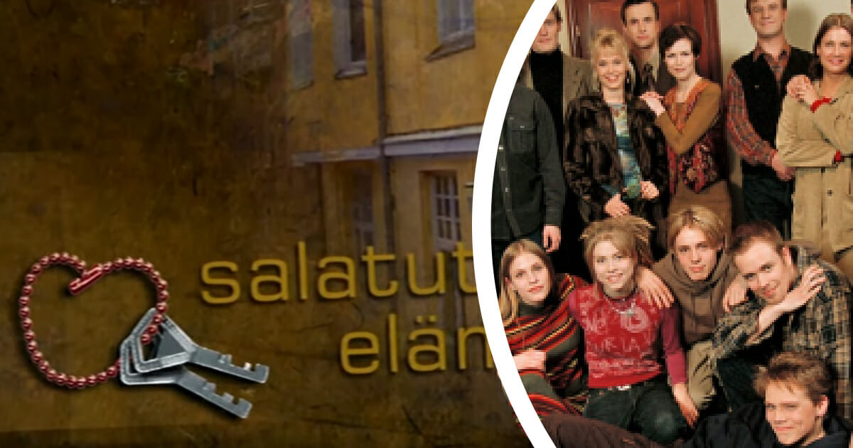 Salatut elämät  MTV3 1999-2002  käsikirjoittaja/ script editor/ storyliner  Tuotanto: Fremantle Media