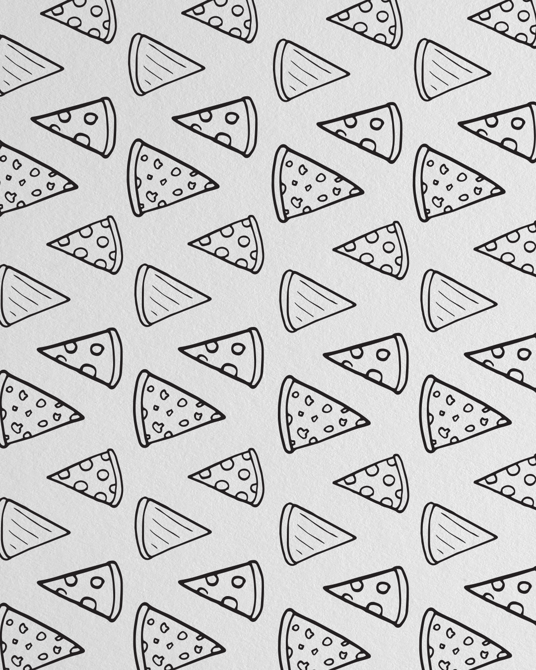 Downloadable Mobile Background  Pizza