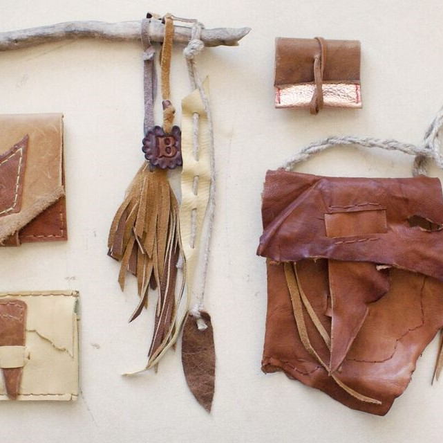Fine leather goods and accesories from Woodstock, Georgia
