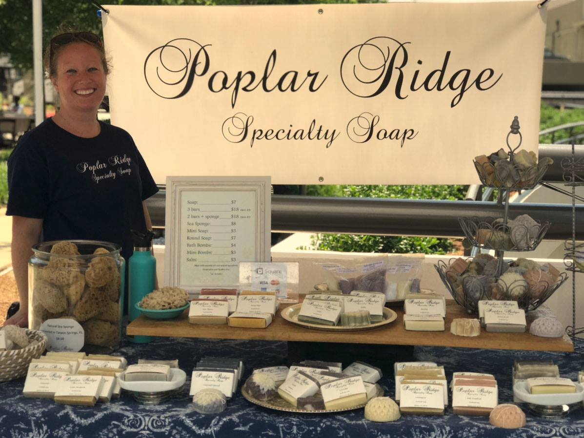 Paula Alicea, Poplar Ridge Soap