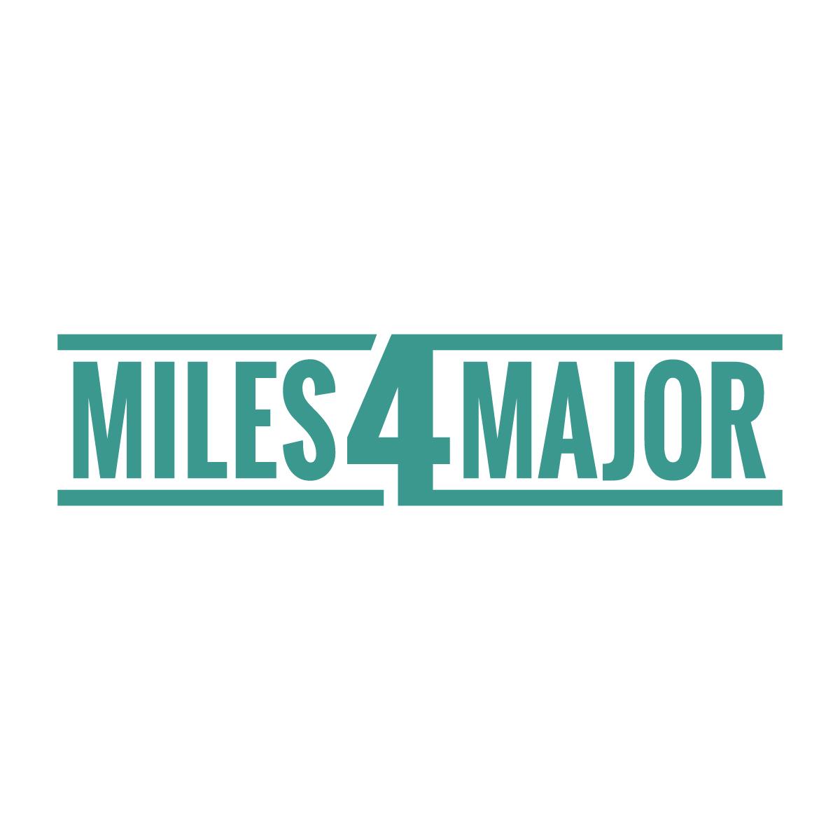 Miles4Major Branding Design