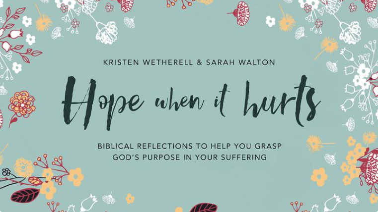 Life hurts. If you're experiencing that, then this devotion is for you. Not simply because life hurts though, but because there's hope even when it does. There's more to our suffering than meets the eye.