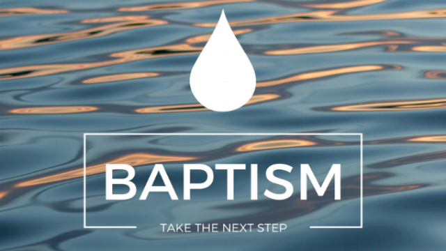 Be Baptized - Baptism is your way of letting your family and friends know that your life has changed. Find out more about why baptism is important and sign up so we can celebrate with you!