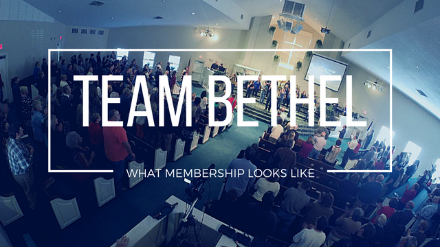 Be Team Bethel - How do I become a member is a question we often hear. Membership for us is very simple. We're not a society you join, we're a family you become a part of. Find out what that looks like and how we define membership.
