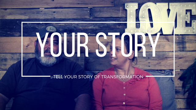 Be A Voice - Your story of transformation is exactly what someone may need to hear. Your story of transformation could lead someone else's life to being transformed. Find out how you can share your story.