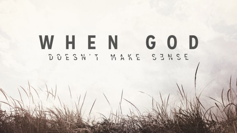 Life doesn't always go the way we expected. You pray with faith, but God doesn't do what you asked. You seek Him but don't feel His presence. You're going through pain, but your cries for relief seem to go unanswered. This Life.Church Bible Plan will guide you through Scriptures to read When God Doesn't Make Sense.