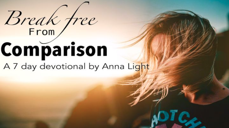 You know God offers you a more abundant life than the one you're living, but the sad truth is comparison holds you back from going to the next level. In this reading plan Anna Light uncovers insights that will shatter the lid comparison puts on your capabilities, and help you live the free and abundant life God designed for you.