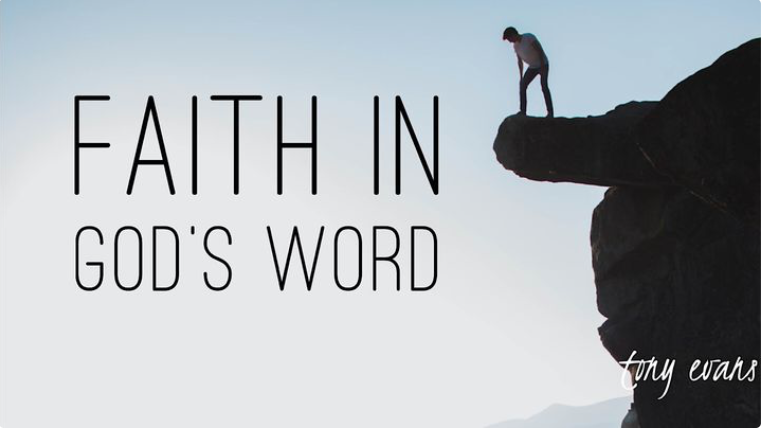 Do you ever wish you had all the answers or think that you know better than God? This plan from Dr. Tony Evans shows that through Faith in God's word, you won't feel the need to know everything, because God does, and faith in Him means all the riches on Earth and the heavenlies are yours through Him.