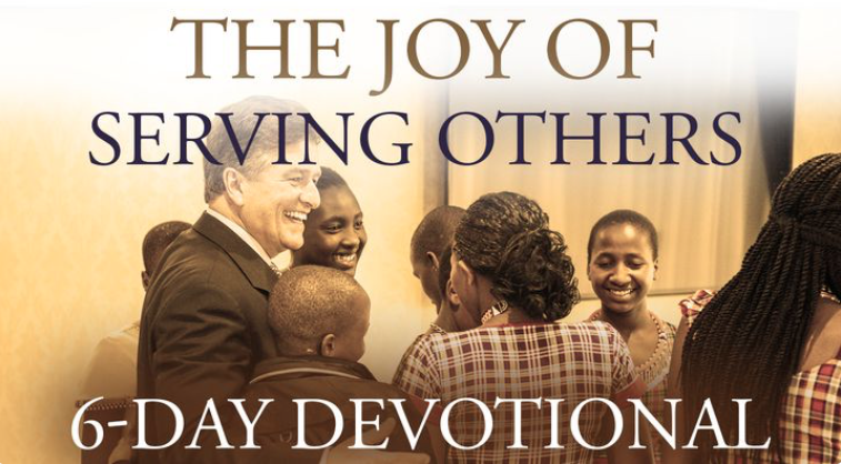 Living for others is the way of the Gospel. It's the way of the cross. But the enemy will do everything in his power to convince you that the world—and God—revolve around you. In this 6-day devotional, Carter Conlon helps you to see that living for others is the path to God's power in your life.