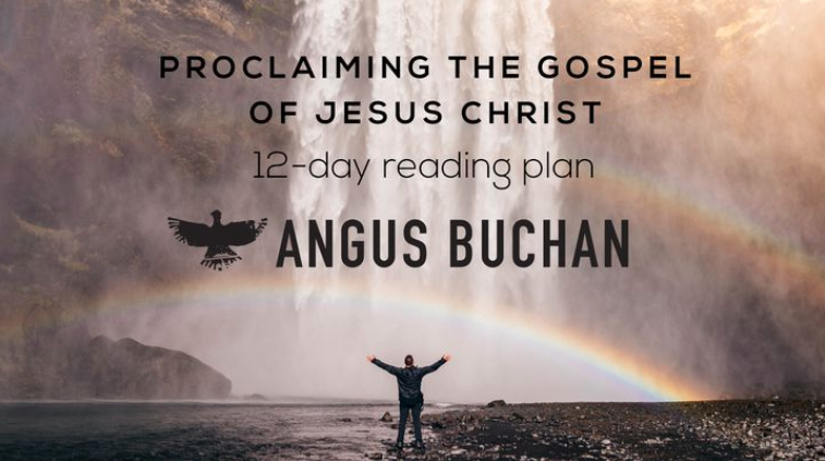 """People need the Lord Jesus like never ever before, and for many, they will only ever hear the Gospel, and see it through our lives! In this 12-day devotional you will be encouraged by Angus Buchan to share the Gospel and tell the whole world that Jesus is Lord! The content for this reading plan was adapted from """"Potato Faith for Every Day"""" by Angus Buchan © Christian Art Publishers."""
