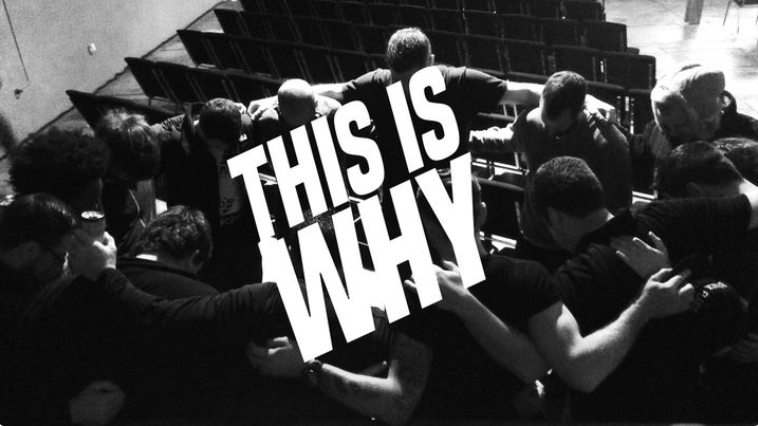 Why do we show up early on Sundays? Why do we wake up early to pray for church every day of the week? Why do we smile, give high-fives, & stay focused to serve others at church? Why do we give our hard earned money? Why do we invite people to join us? This 7-day plan walks through the 'why' behind the 'what' of serving & being a part of a local church.