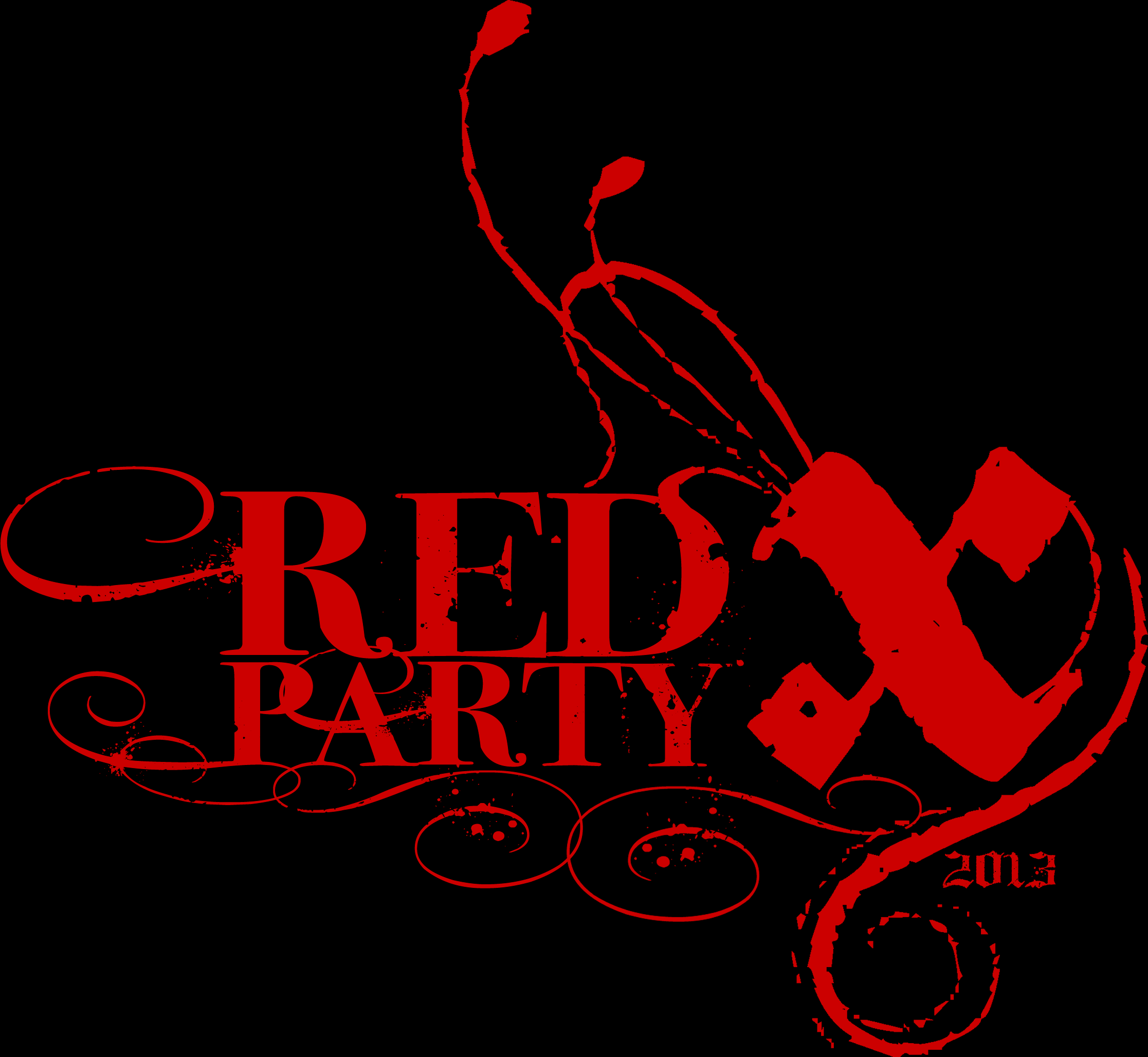 Party Invitation (front)
