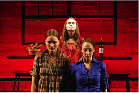 Anais Alexandria, Jenna Doolittle & Rebecca Miller