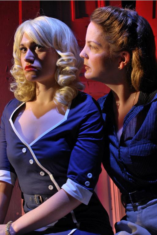 Jenna Doolittle and Cecelia Frontero No Exit