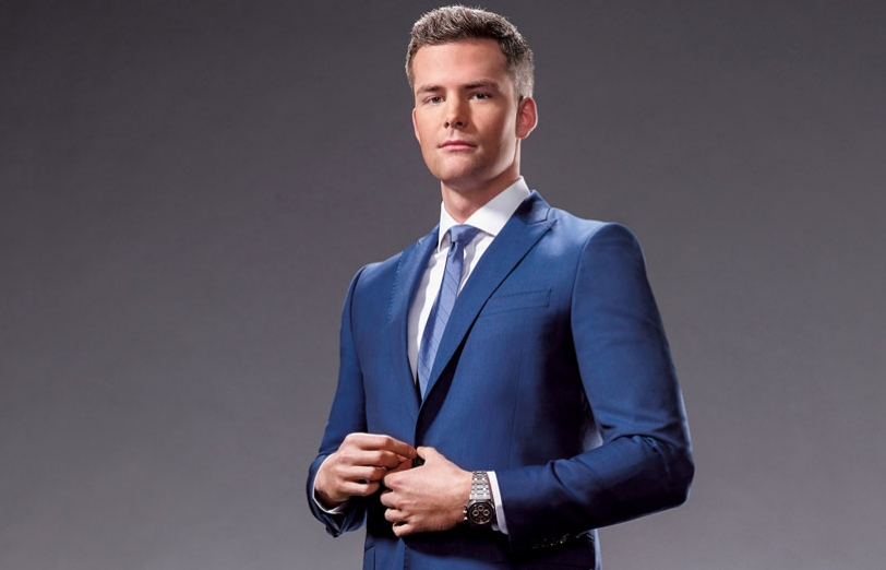 Ryan Serhant co-produces and stars in PURPLE HEARTS