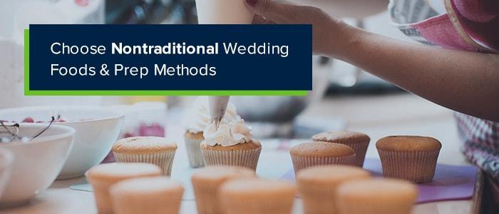 nontraditional-wedding-foods
