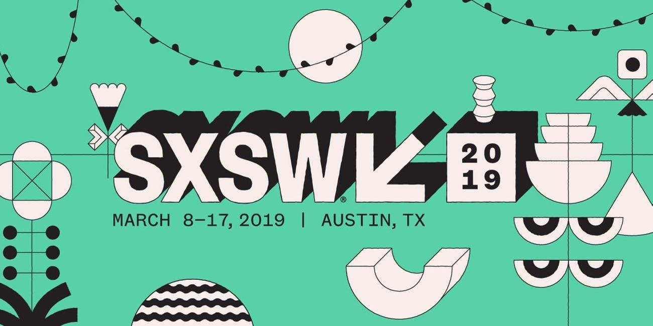 SXSW 2019 Banner