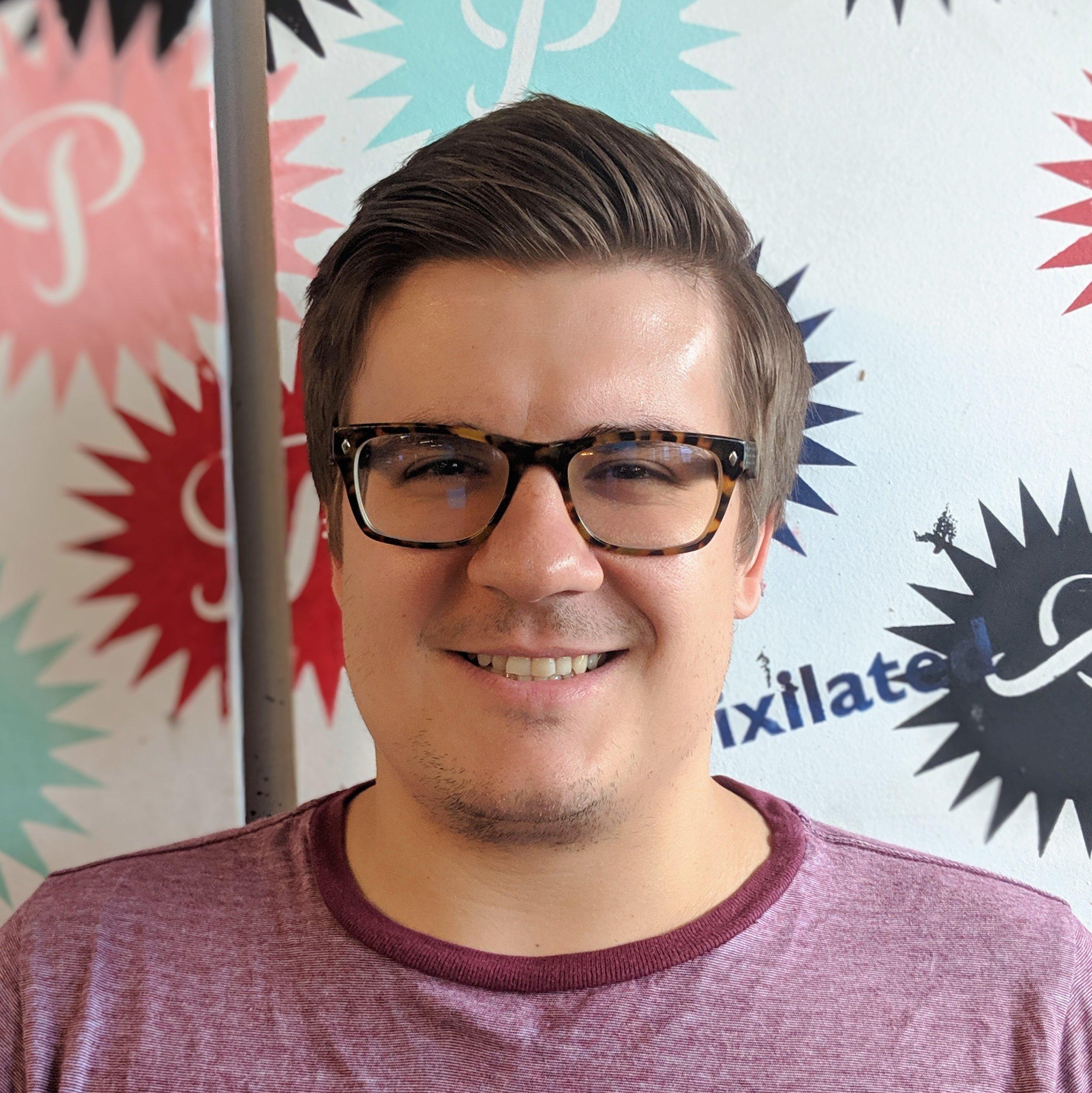 Alex McGlynn Pixilated VP of Growth
