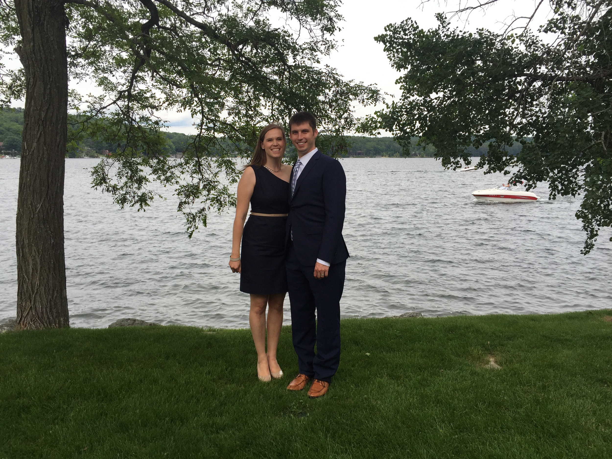New Hampshire wedding - June 27, 2015