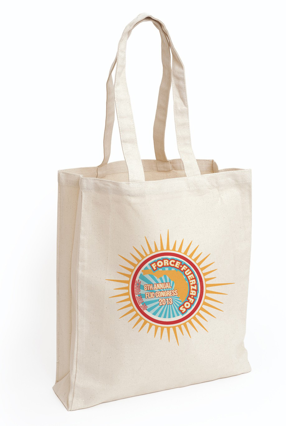 Client: Florida Immigrant Coalition  Type: Tote Bag