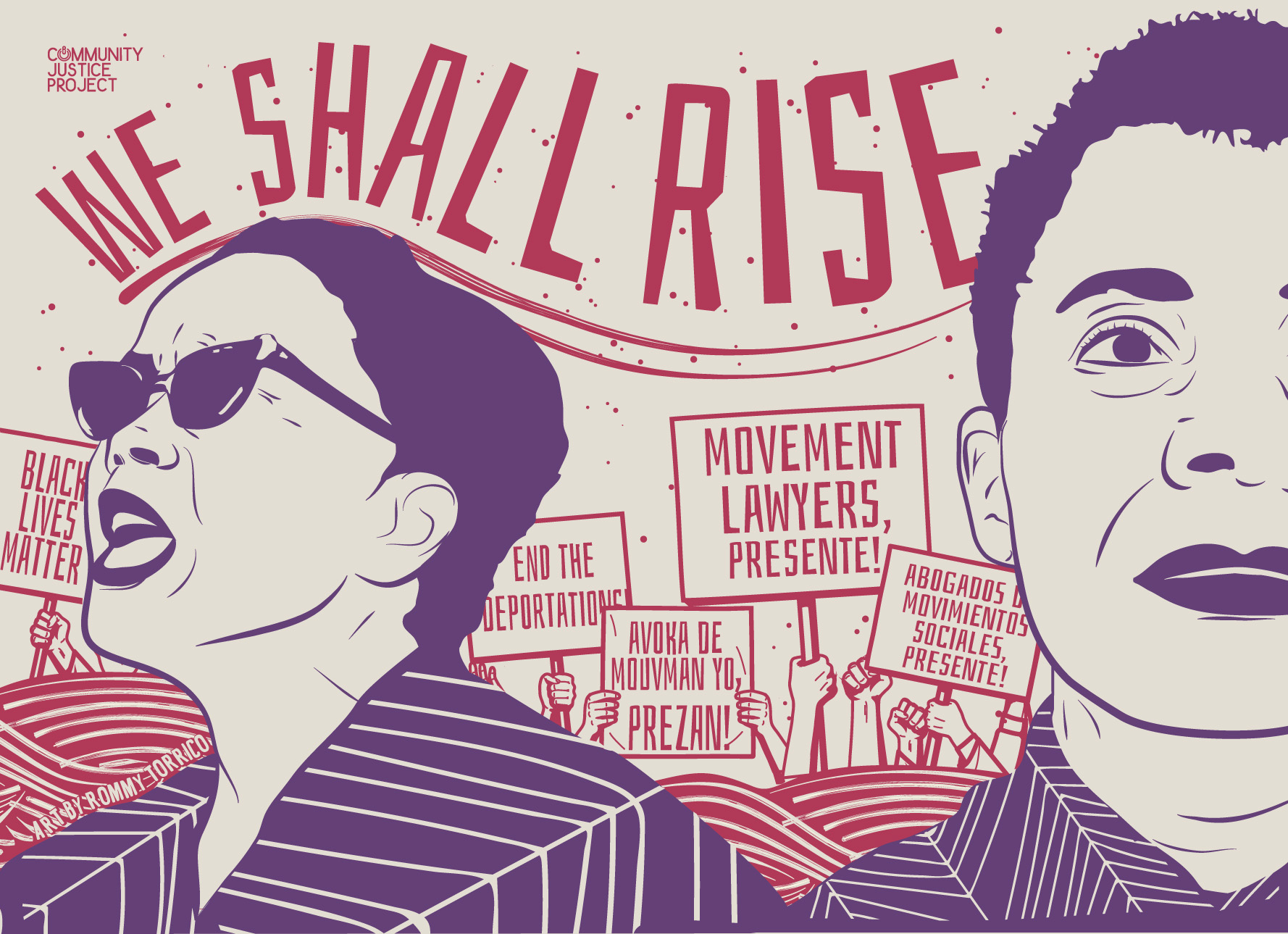 Movement Lawyers- We Shall Rise