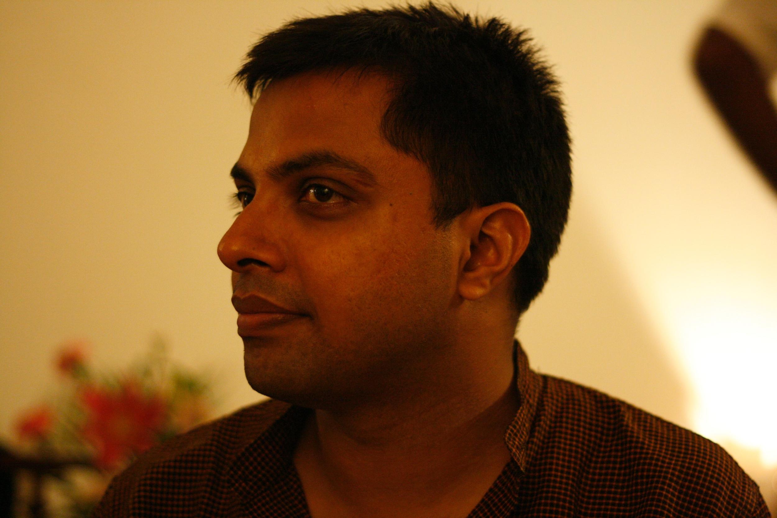 Anuj Bhuwania