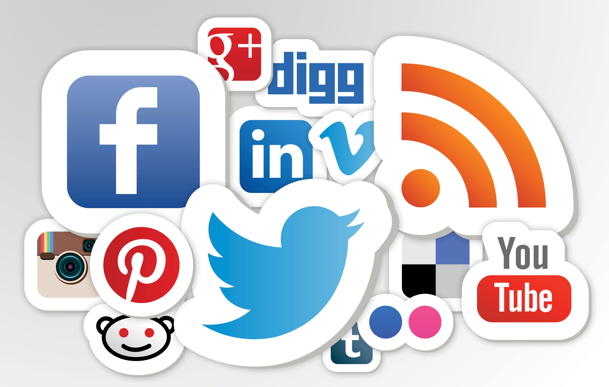 Use as many types of social media as you can to get your brand out there Google Images