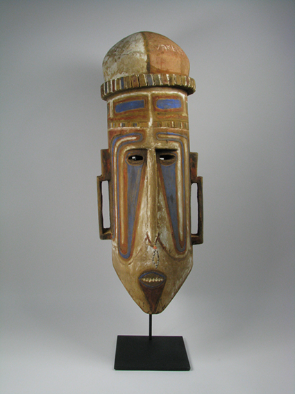 A Witu Island Ceremonial Mask, West New Britain, Bismarck Archipelago, 71x25cm $2,000