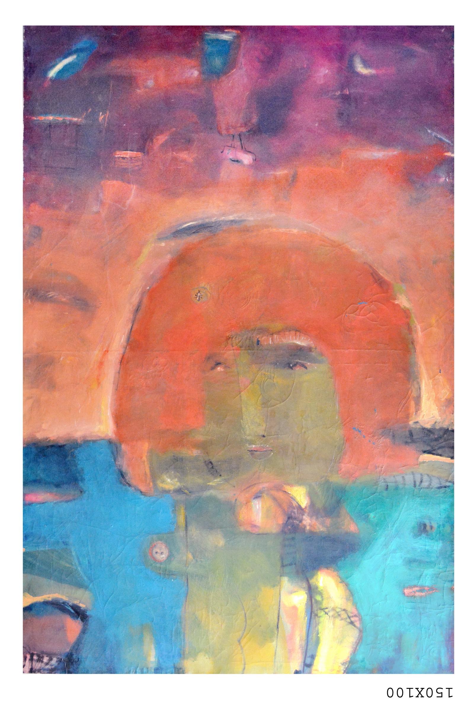 189_334 - Artist loai salahedeen 150 in 100 oil on canvas - الفنان لؤي صلاح الدين -.JPG
