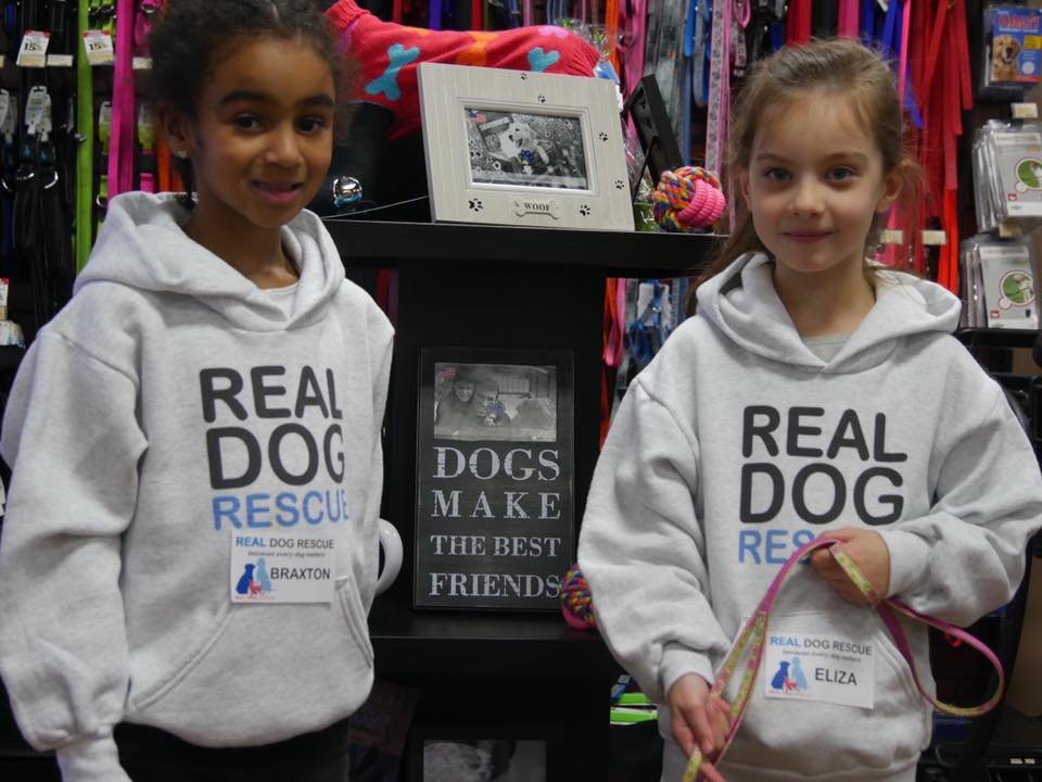 Braxton & Eliza - Meet our junior rescue team!These two young ladies play a part in many of our rescue adventures and are excellent helpers at all RDR events.