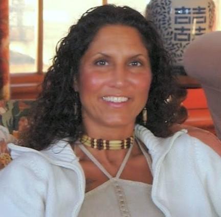 Shaman Jodi Redhawk