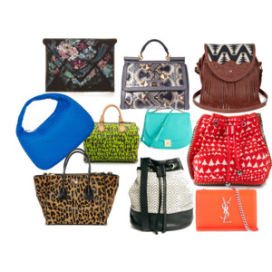 Raquel Greer Gordian discusses how a statement bag can pull different parts of your outfit together.