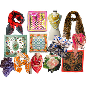 Raquel Greer Gordian discusses how a scarves can complement many different aspects of your professional attire.