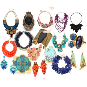 Raquel Greer Gordian discusses how statement jewelry can be used to create relationships between pieces that will make your outfit stand out.