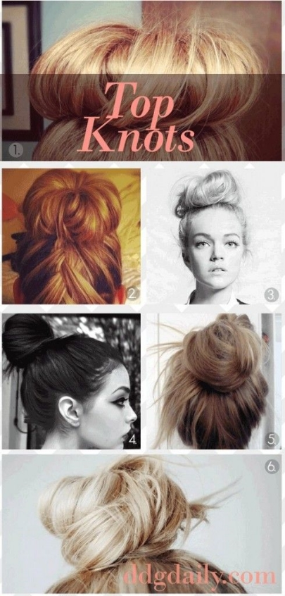 Raquel Greer Gordian discusses how a top knot can make an outfit stand out.