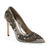 Raquel Greer Gordian discusses how adding a romantic pump can show others more about your personality, as well as making your professional attire stand out.