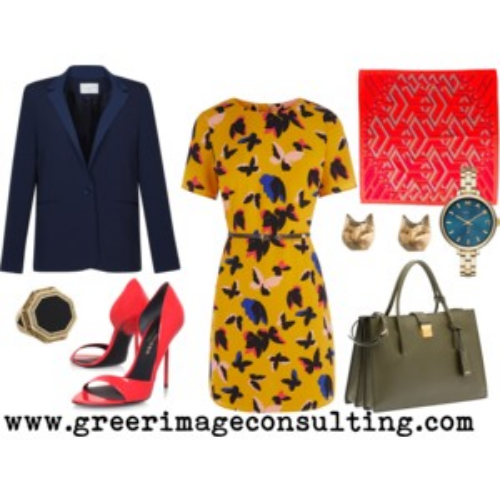 Raquel Greer Gordian discusses how a power dress will add some personality to a professional outfit, while the suit jacket will help assert your power.