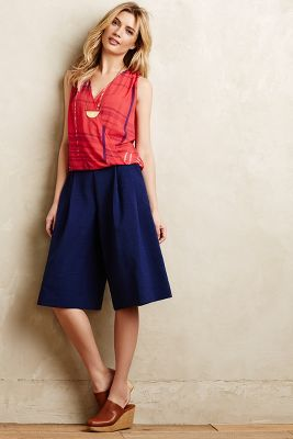 Raquel Greer Gordian discusses how culottes are a top trend for spring.