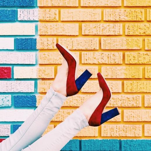 Customized Heels