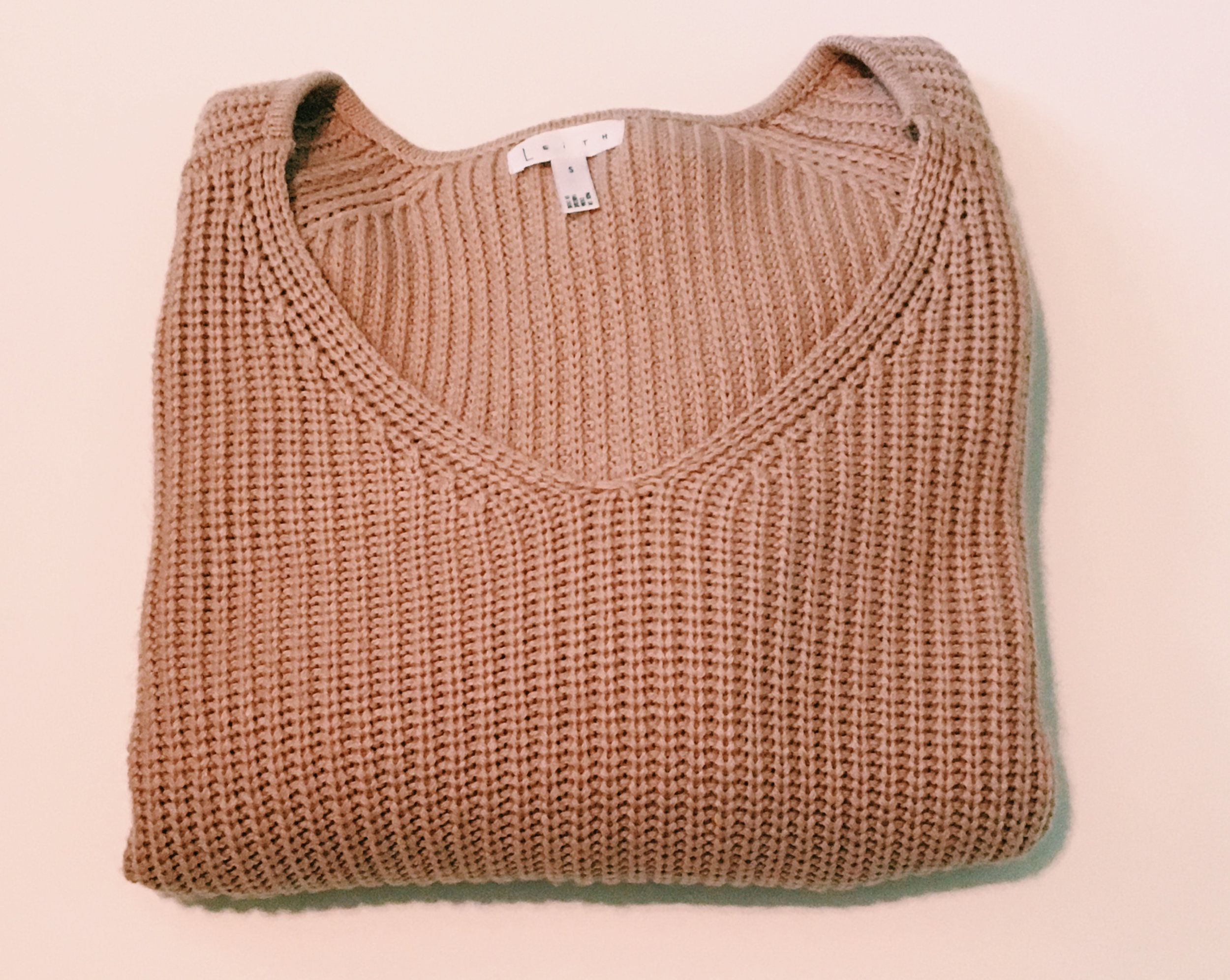 My V-Neck Sweater by Leith