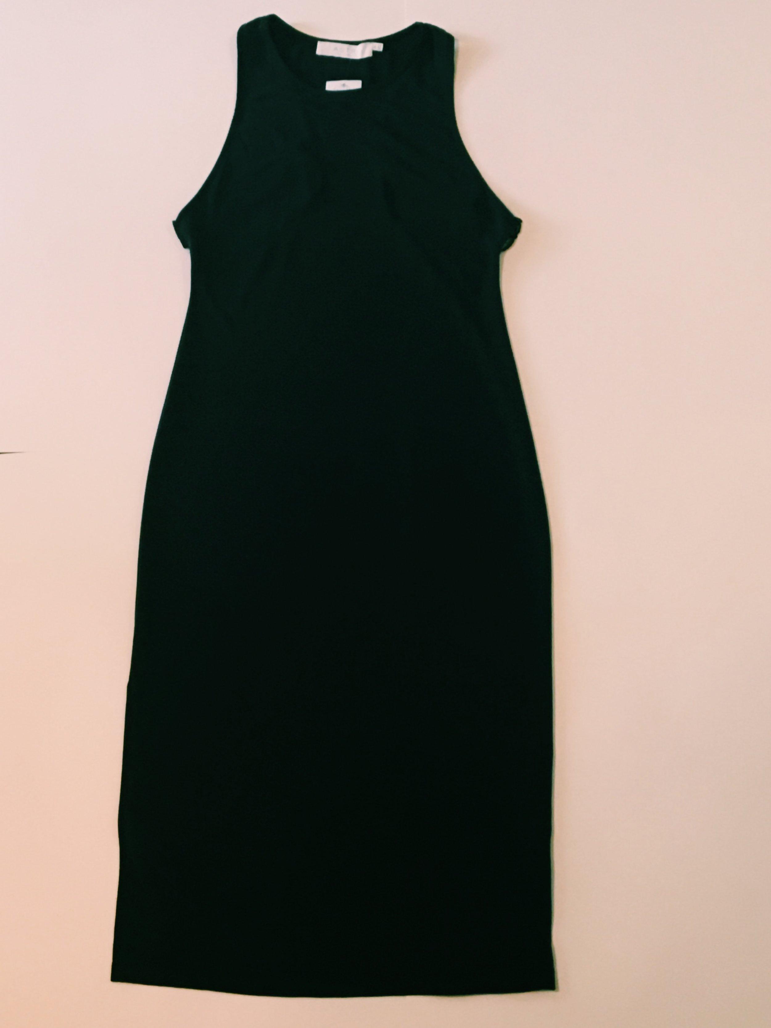 The Little Black Dinner Dress