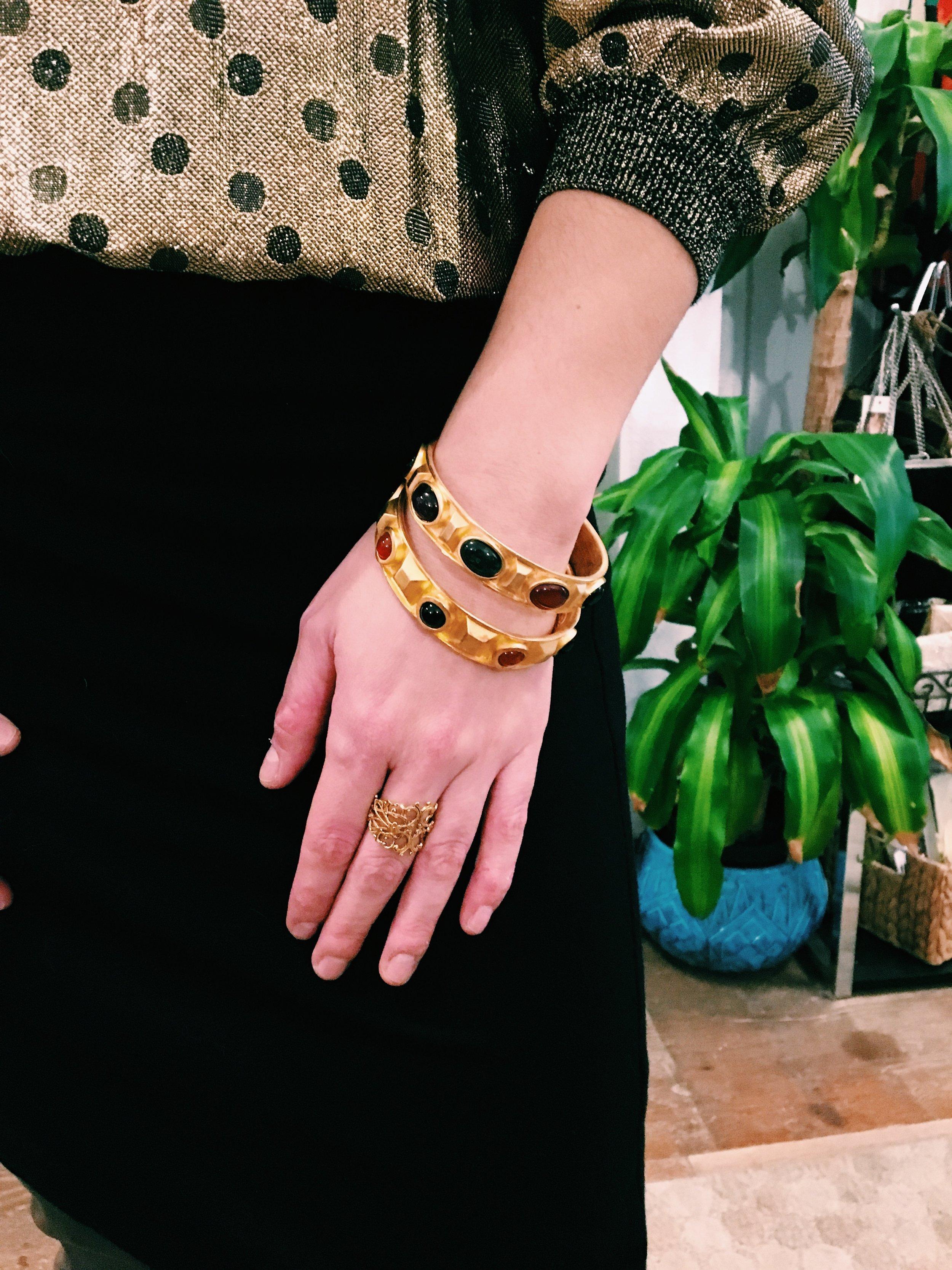 1980's Bracelets, $38 each