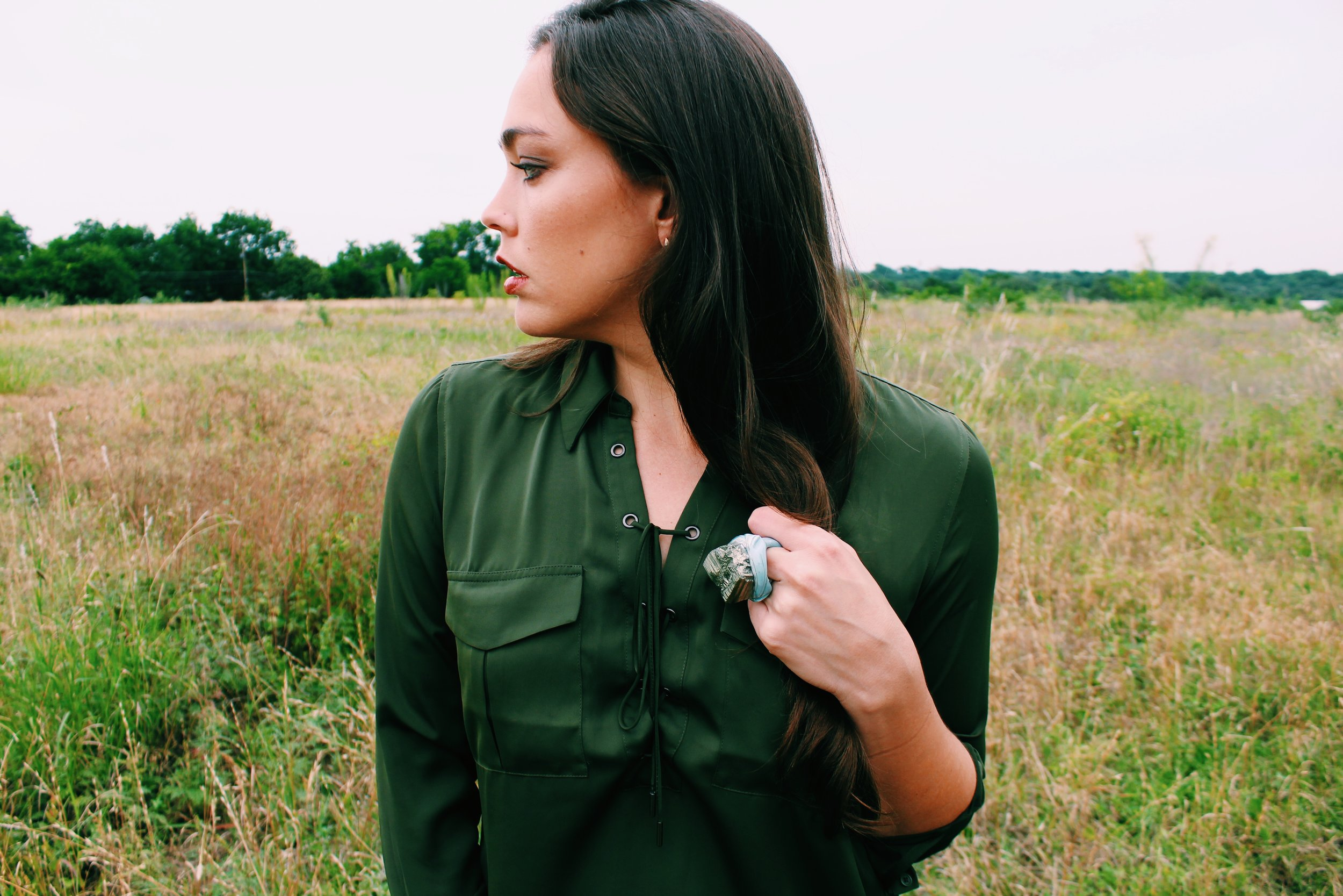 Greer Image Consulting - Blog - How to Pack: Napa Edition - The Greer Guide to Style - Green Blouse - Country Style - Austin Style - Austin