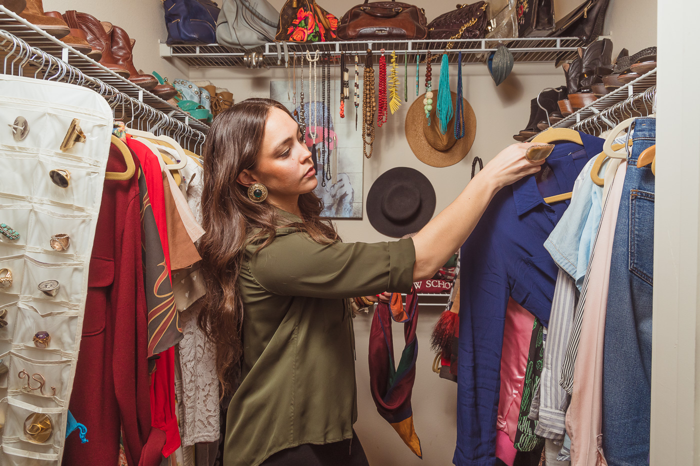 Greer Image Consulting - The Greer Style Session - Raquel Styles Her Way Through Your Overcrowded Closet In Three Hours