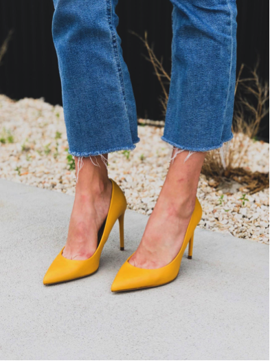 Greer Image Consulting - Blog - The Trendiest Color Of Summer 2018 Is Mustard Yellow