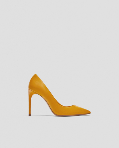 PUMPS - COURTESY OF ZARA