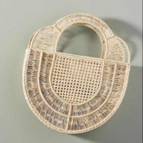 fernanda woven basket bag from Anthropologie.com