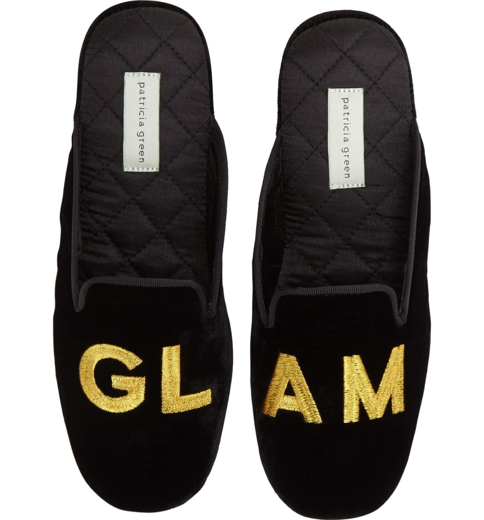 Patricia Green GLAM Slippers  $72